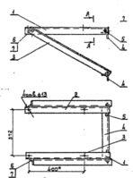 Кронштейн РА-1 (3.407.1) 13,8 кг